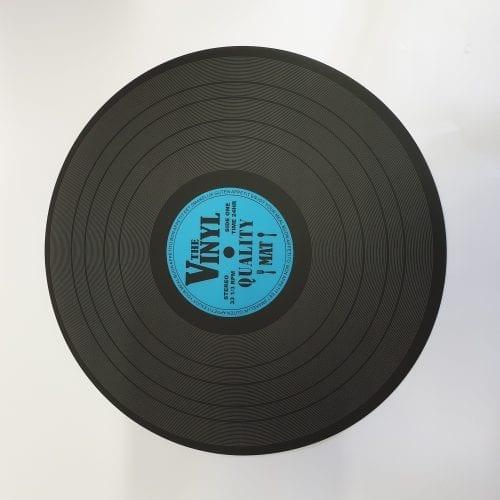 Stolna prostirka-gramafonska ploča