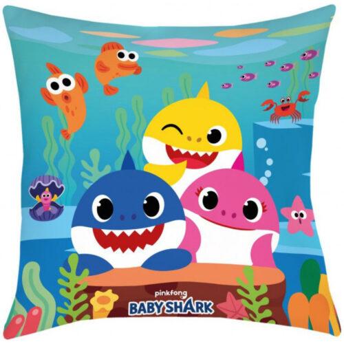 Baby Shark jastuk 40x40cm
