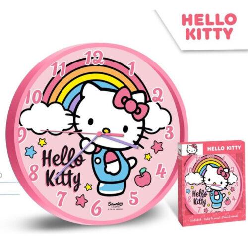 Zidni sat Hello Kitty