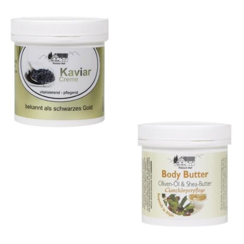 Kaviar plus Karite maslac